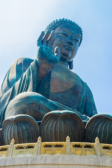 アジアの寺院香港宗教大