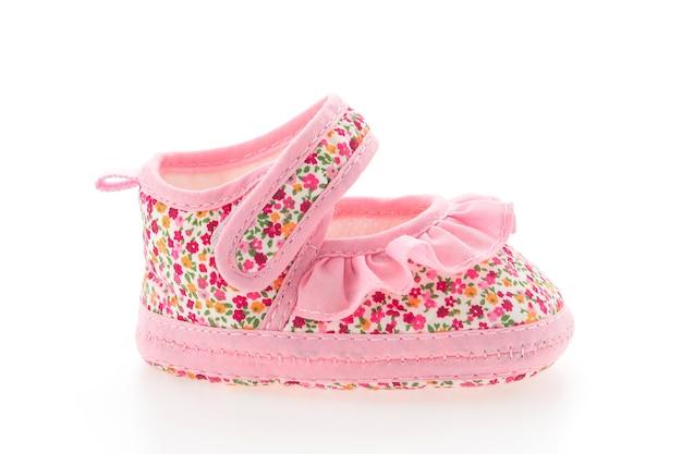 Одежда цветок обуви крупным планом обувь