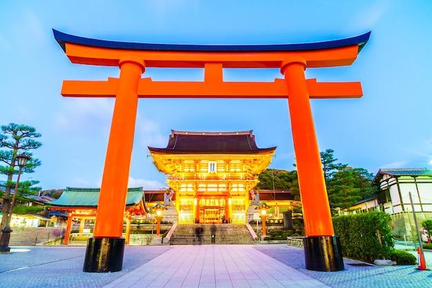 宗教東京道の寺院のランドマーク