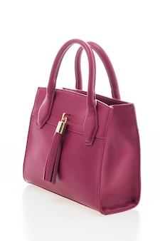 Фиолетовый цвет элегантности женщина роскошь