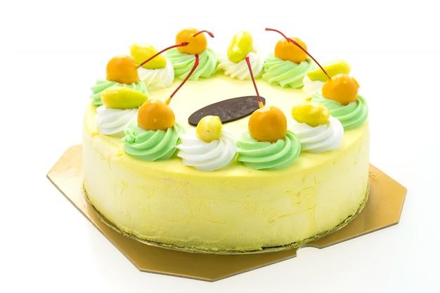 アイスクリームマンゴーケーキ