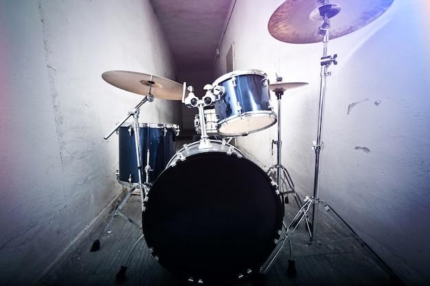 ドラムの概念的なイメージ。