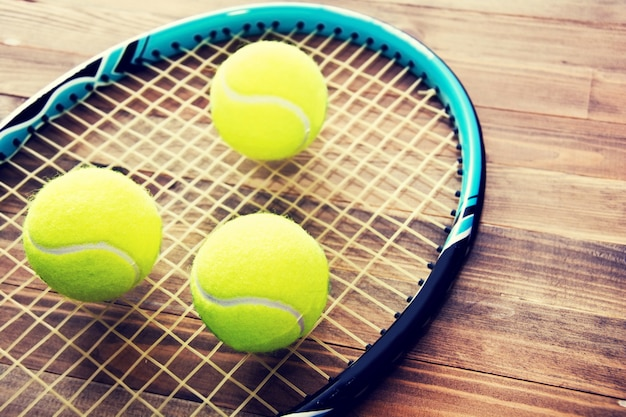 テニスゲーム。