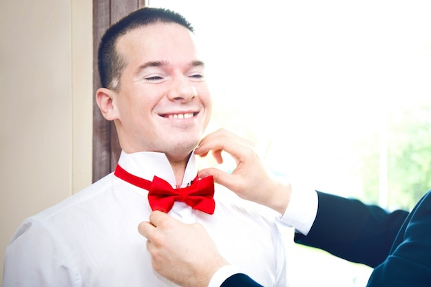 結婚と結婚式のコンセプト画像。