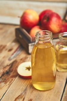 リンゴ酢。
