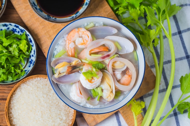 Питательные и вкусные морепродукты