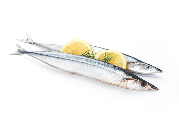 Сайра рыба