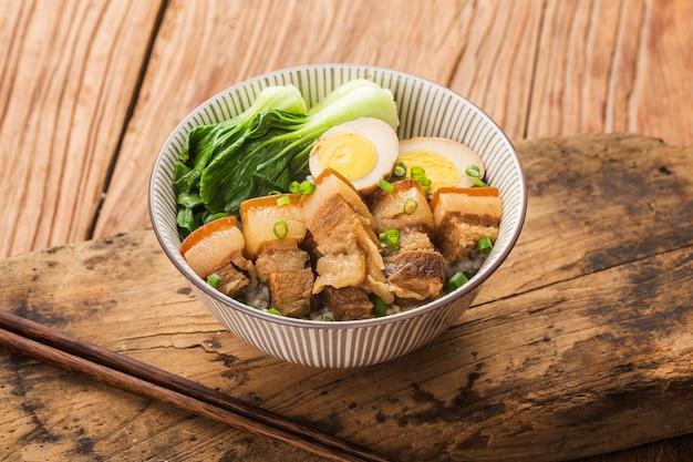 中華料理ポークライス