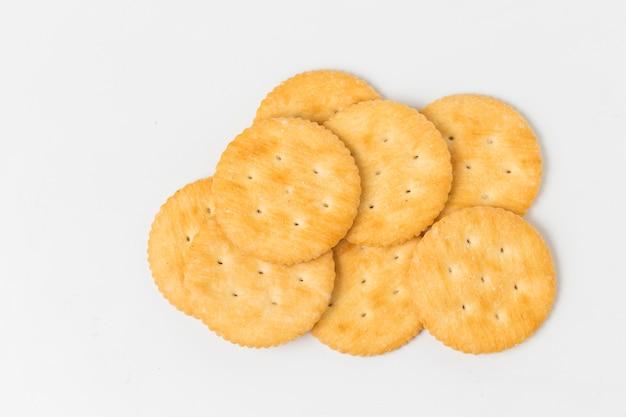 クラッカー、パン