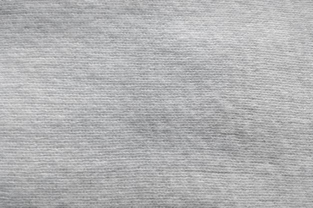 ウールテクスチャ背景。ウールセーターテクスチャをクローズアップ