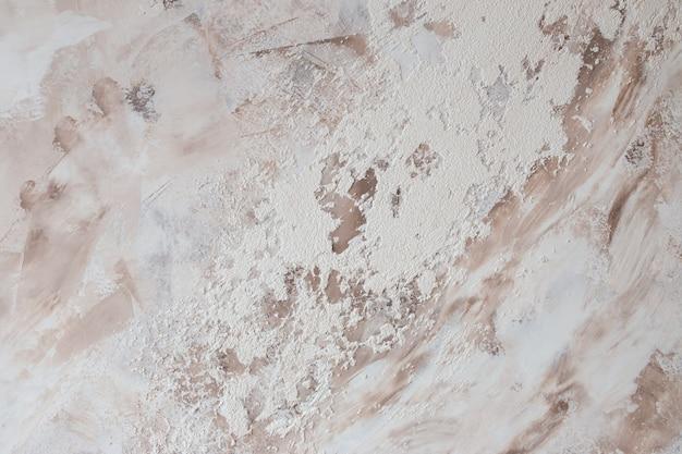 Текстура серой стены снята с малой глубиной резкости