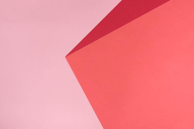抽象的な幾何学的な紙の背景。
