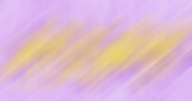 Размытые желтые линии как абстрактный дизайн фона