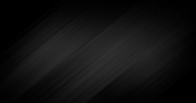 Размытые линии на темном фоне абстрактного дизайна