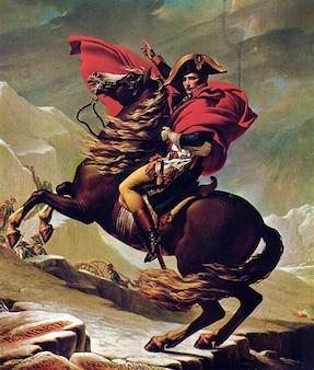 ライター·ボナパルト皇帝ナポレオンフランス馬