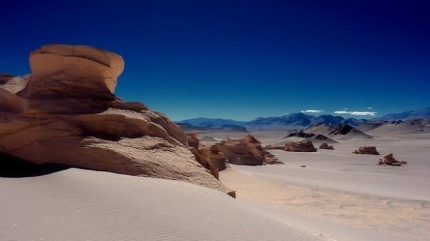 Анды сухой дюны соль десерт плоские пуна песка