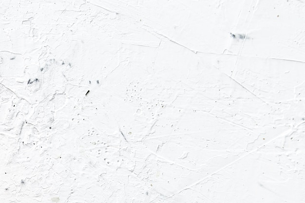白いグランジコンクリート壁のテクスチャ背景。