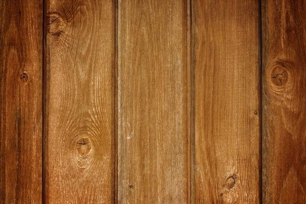 古い茶色の木製テクスチャ背景