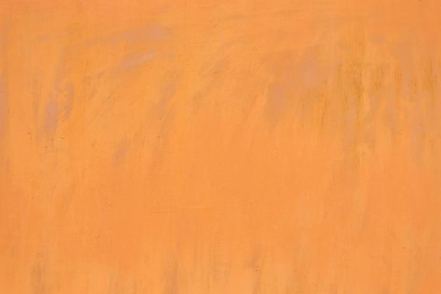Оранжевый ржавый лист металла. текстура фона путем копирования пространства