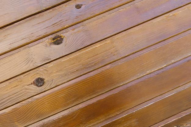 Старый деревянный фон трейлер на стене