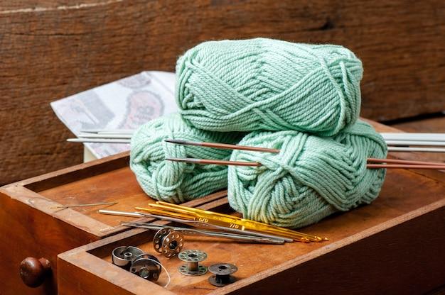 編み物とかぎ針編み
