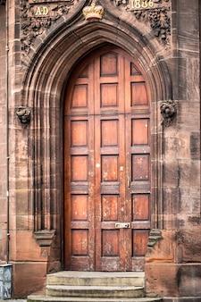 古いドアイギリス