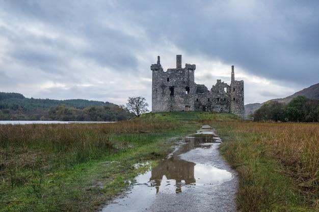スコットランドの城