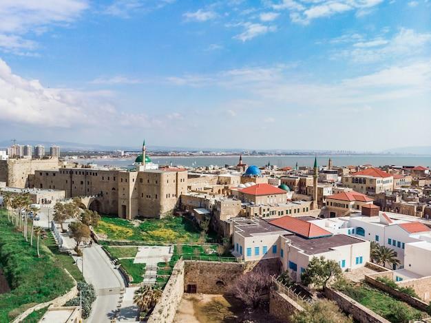 アッコの古代都市