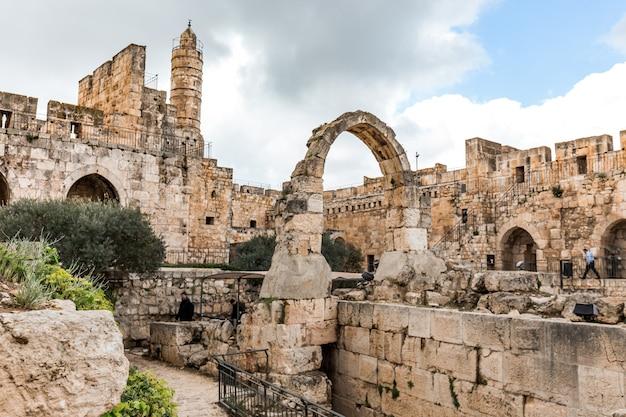 ダビデの塔