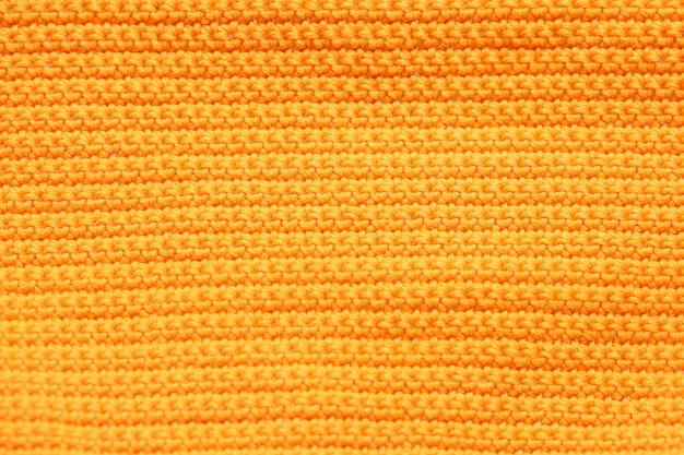Вязание шерсти текстуры фона крупным планом