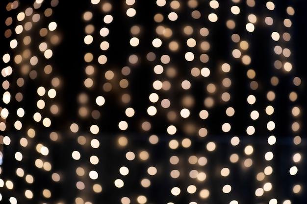 Абстрактный рождество и новый год размытый фон
