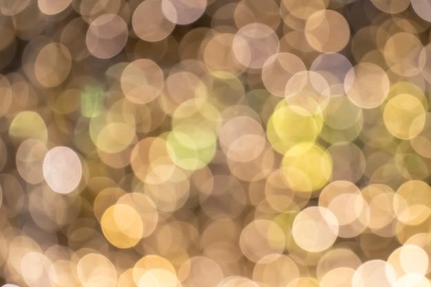 Абстрактный фон с эффектом размытия боке