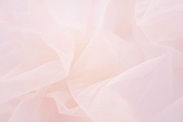 抽象的なピンクの布