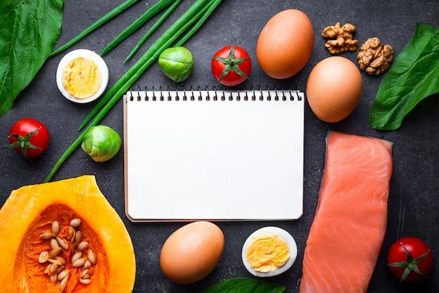 Кетогенные продукты для здорового, правильного питания и снижения веса