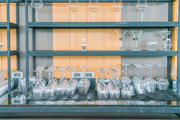 Коктейль стекла коллекция