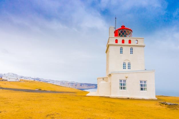 塔の目的地の有名な灯台屋外