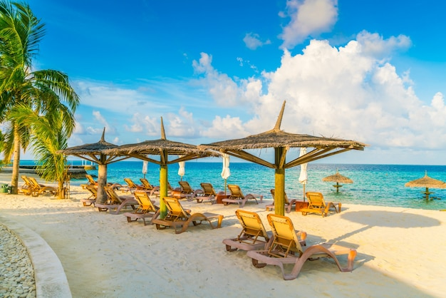 リゾート孤独トロピック海洋モルディブ