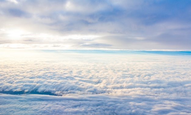 空の素晴らしい眺め