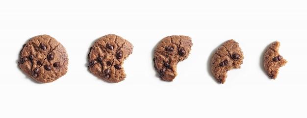 自家製カリカリのチョコレートチップクッキー