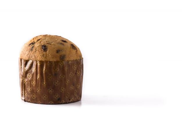 Рождественский шоколадный торт панеттоне