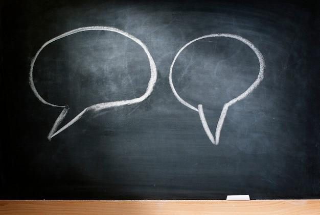 コミュニケーションの泡