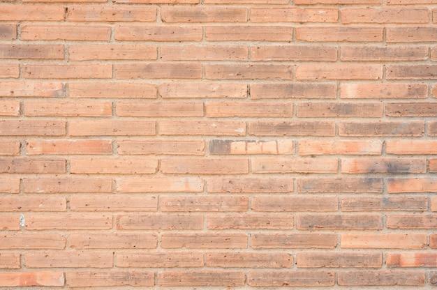 背景の古いレンガの壁