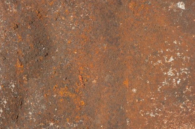 古い鋼鉄壁の背景