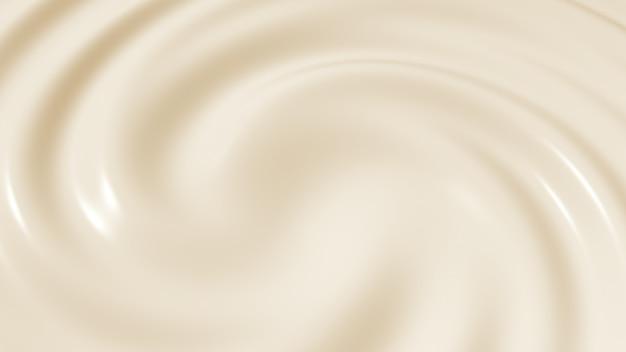 牛乳の背景