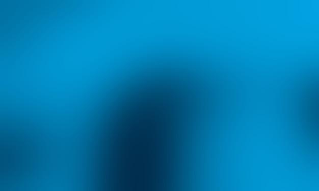 暗いグラデーションの青い背景。