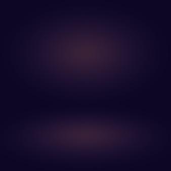 グラデーションの紫の境界線、ビンテージグランジ背景テクスチャ、古い不良スポンジグランジテクスチャと抽象的な背景。