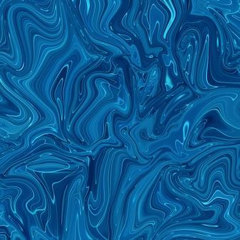 Жидкая мраморная текстура краски