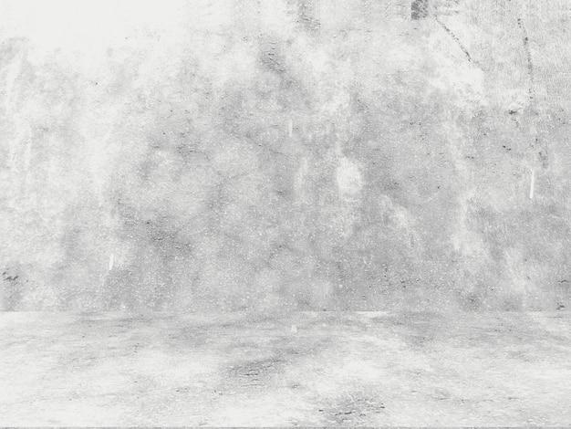 Шероховатый белый фон из натурального цемента или старой каменной текстуры