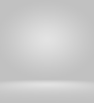 Пустой белый и серый фон студии