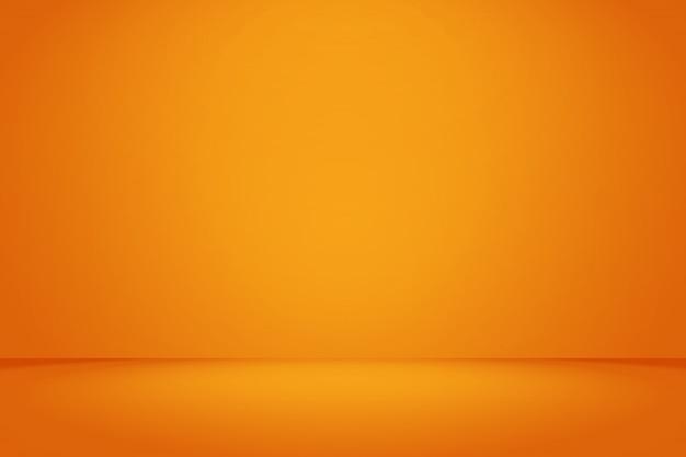 抽象的な部屋のサンカードの空白